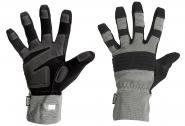 Grip Tech™ Handschuhe Grau/Schwarz | L